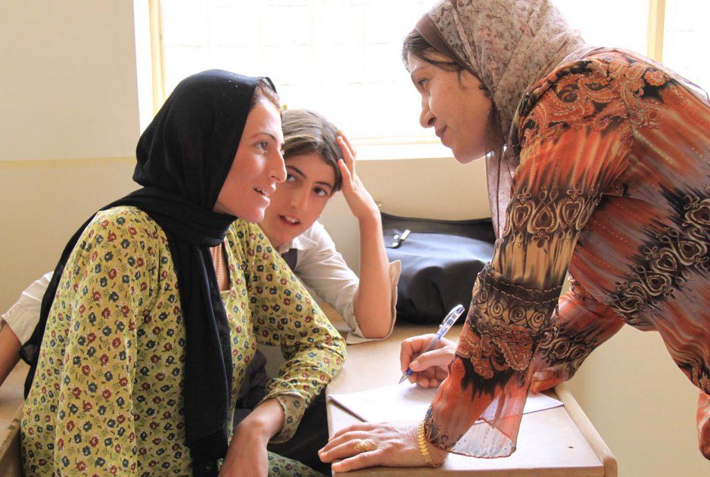 Frauenschutzhaus in Suleymaniah erweist sich als Erfolg