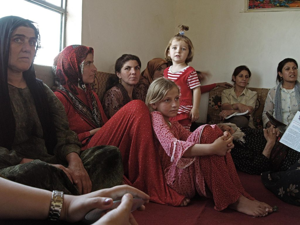 Studie über Weibliche Genitalverstümmelung in Irakisch-Kurdistan wird vorgestellt